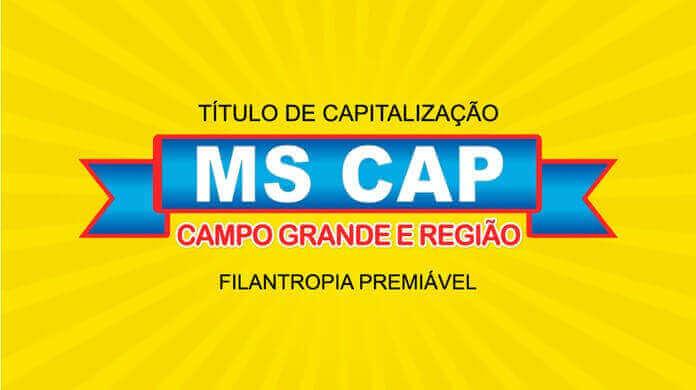 Título de Capitalização: Ms Cap Campo Grande e Região